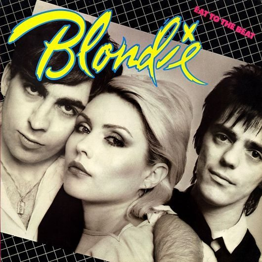 Blondie - Eat To The Beat Cover