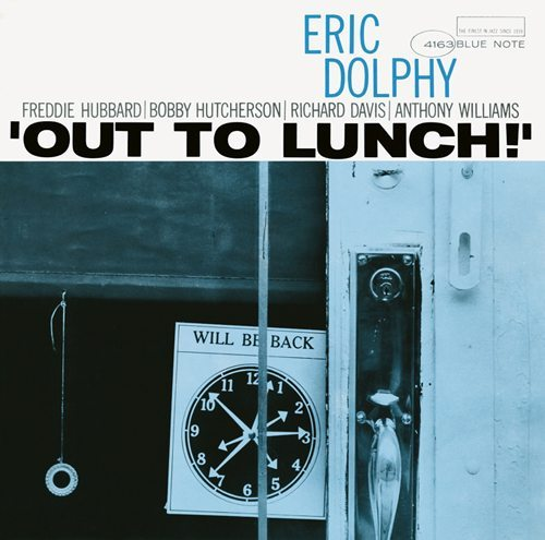 EricDolphy_OutToLunch