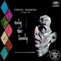 reDiscover:シナトラの最も悲しいアルバム『Frank Sinatra Sings For Only The Lonely』