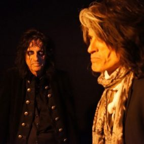 Alice Cooper and Joe Perry - Hollywood Vampires
