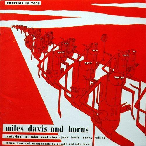 Horns-CD