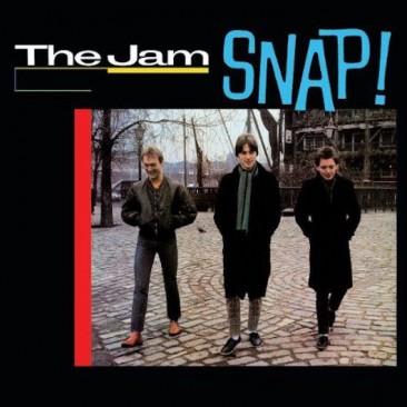 ザ・ジャム初の公式ベスト盤である『Snap!』、リイシュー盤には貴重音源も収録