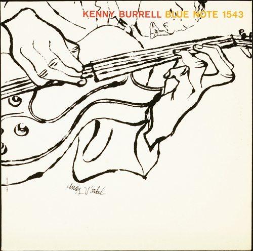 Kenny Burrell Warhol