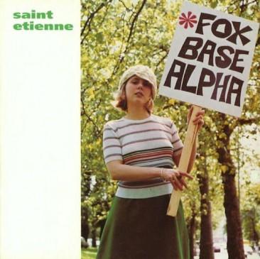 セイント・エティエンヌ、1991年のデビュー・アルバム『Foxbase Alpha』