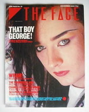 boy george the face