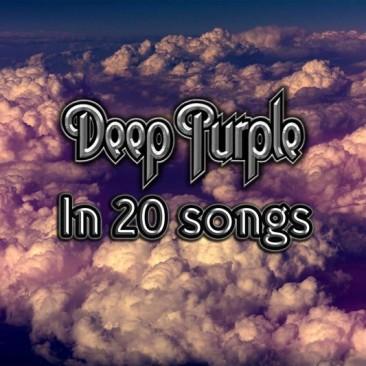 ディープ・パープルの20曲