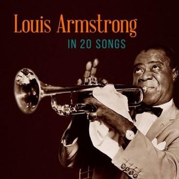 ルイ・アームストロングの20曲