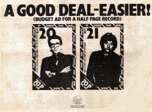 1977-10-29 NME advertisement