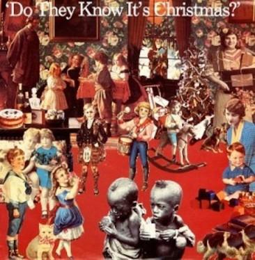1984年全英のオールスターが集結し375万枚売り上げたバンド・エイドの「Do They Know It's Christmas」