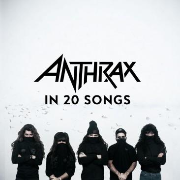 アンスラックスの20曲