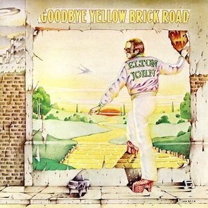 goodbye yellow brick road cover
