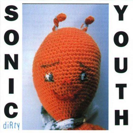 Dirty Album Cover (1992)