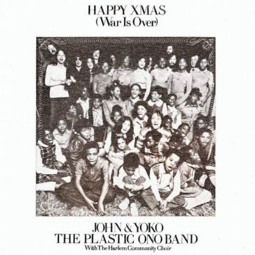 1位にはならなかったが長年愛され続けるジョン&ヨーコの「Happy Christmas」