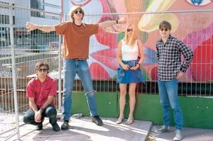 Sonic Youth In 1991