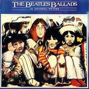 TheBeatlesBalladsalbumcover