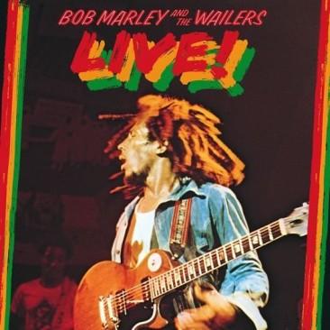ボブ・マーリー『Live!』