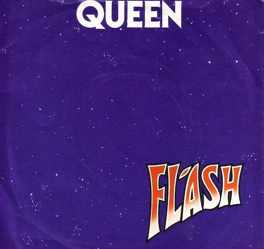 映画『フラッシュ・ゴードン』の主題歌、クイーン「Flash's Theme」