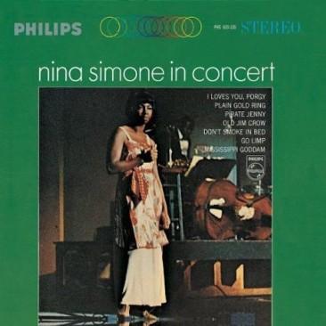 フィリップス移籍第一弾、ニーナ・シモンの極めて重要なアルバム『Nina Simone In Concert』