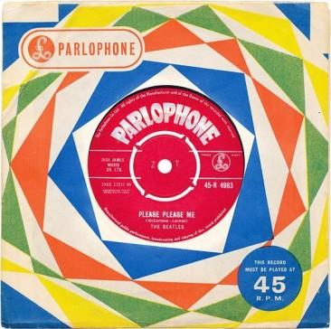 ザ・ビートルズの初のUKシングル1位を獲得した曲と全米TOP5の独占