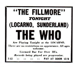 690728 The Who Lacarno Sunderland
