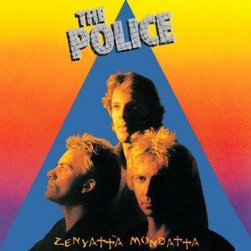 ポリスの3枚目は全米初のプラチナム・アルバム『Zenyatta Mondatta』