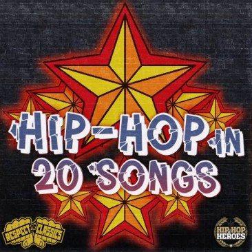 ヒップホップの20曲