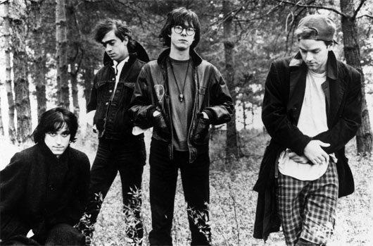 REM 1985 Fables Band Shot