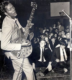 Chuck Berry live