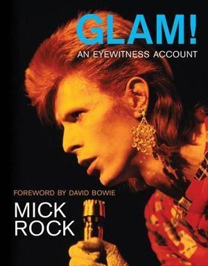 Glam! An Eyewitness Account Mick Rock Book Cover