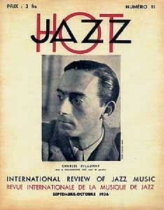 Jazz Hot magazine Sept 1936