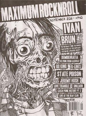 Maximum RocknRoll 2011 Cover