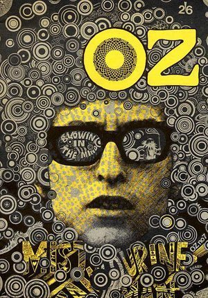 Oz 07 Dylan psychedelia cover