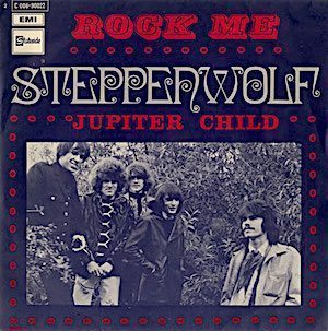 Steppenwolf Rock+Me