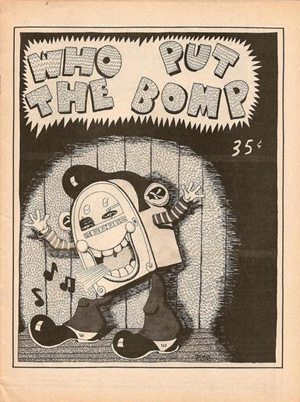 Who Put The Bomp 1971 Issue