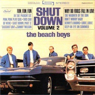 ビーチ・ボーイズの『Shut Down Volume 2』