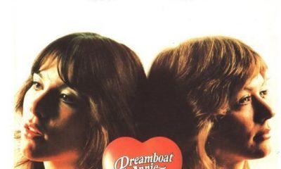 Heart Dreamboat Annie Album Cover