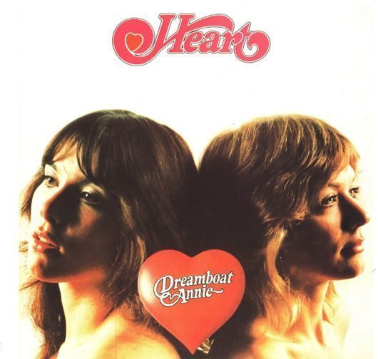 Heart Dreamboat Annie Album Cover
