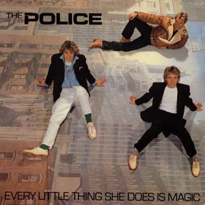The Police Every Little Thing She Does Is Magic Single Artwork