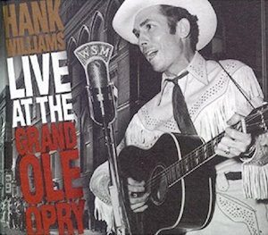 Hank Williams Opry album