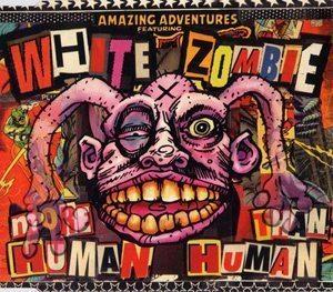 Rob Zombie More Human Than Human Single Cover