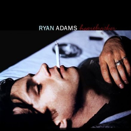 Ryan Adams Heartbreaker Album Cover