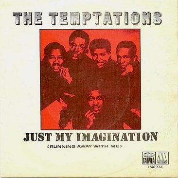 テンプテーションズ3曲目の全米1位はエディ・ケンドリックス最後の曲「Just My Imagination」