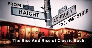 クラシック・ロックの隆盛―ヘイト・アシュベリーからサンセット・ストリップまで