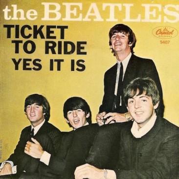 ザ・ビートルズのゴールデン・チケット