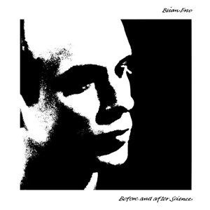 Brian Eno Before And After Science Album Cover