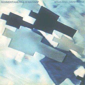 Brian Eno David Byrne Regiment Single Sleeve