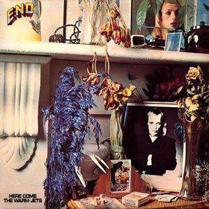 Brian Eno Here Come The Warm Jets Album Cover
