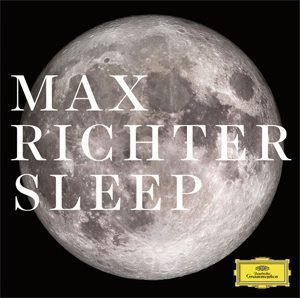 Max Richter Sleep Album Cover