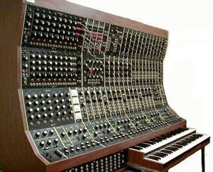 Moog Synthesiser - 300