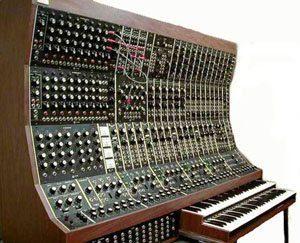 Moog Synthesiser - 300